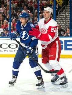 My Swede and Finn in the same picture? Perfection. Ericsson :)) and Filppula <3