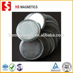 Supply N33 NdFeB disc magnet with size 9*2mm for packing use