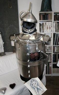 Uomo di latta - foto costume di scena