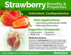 Strawberries are much more than just delicious fruits; they also have amazing antioxidant properties and offer preventative benefits. Learn more about the nutritional content, health benefits and most popular uses of strawberries. Fruit Nutrition, Vegetable Nutrition, Nutrition Tips, Health And Nutrition, Women's Health, Strawberry Health Benefits, Banana Benefits, Fruit Facts, Food Facts