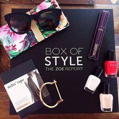An expertly curated selection of fashion and beauty items by Rachel Zoe and The Zoe Report editors delivering a season of chic to your door.
