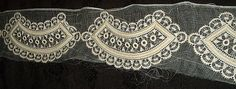 1920's Vintage Applique Lace Motif by TheGatheringVintage on Etsy