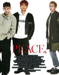 2ne1, Kyungsoo, Chanyeol, Got7, Exo Official, Culture Pop, Big Bang, Kpop, Vogue Magazine