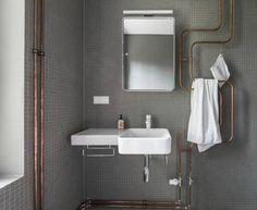 One Pic Wednesday: Copper pipes, Emmasdesignblogg