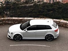 Audi RS3...someday the U.S. will get this guy