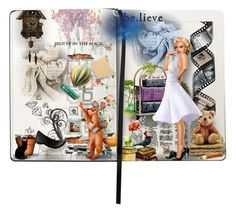"""""""Be.lieve"""" by tempestaartica ❤ liked on Polyvore featuring art"""