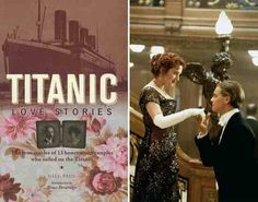 Like all girls my age were not obsessed with Titanic after this movie. Titanic Prom, Got Married, Getting Married, Just For Fun, Popsugar, True Love, Falling In Love, Love Story, Dream Wedding