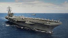 Salud Y Sucesos: EEUU Enviara Portavion Nuclear A Surcorea
