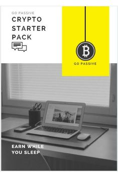 Crypto Miner Starter Pack For Beginners - Go Passive Cloud Mining, Crypto Mining, Digital Nomad, Blogging For Beginners, Cryptocurrency, How To Start A Blog, About Me Blog, Packing, Posts
