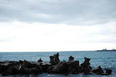 Barba Albastra: the black & blue sea