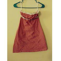 Forever 21 dress Short forever 21 halter dress. Strapless good used condition size small Forever 21 Dresses Mini