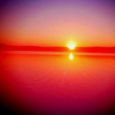 Sunrise @ Lake Pokegama- Grand Rapids, MN