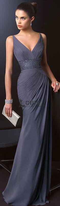 Louis Collections Bangkok Tailor Ladies Evening Dresses 14