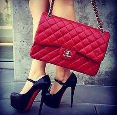 Chanel&louboutin