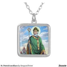 St. Patrick necklace