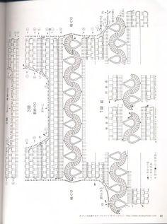 Жилет волнами - Let's knit series nr.8 - Anna Borodai - Веб-альбомы Picasa