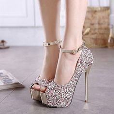 are platform pumps still in style Cute Shoes Heels, Prom Shoes, Fashion Heels, Fashion Boots, Fairy Shoes, Kawaii Shoes, Crazy Shoes, Girls Shoes, Heels For Girls