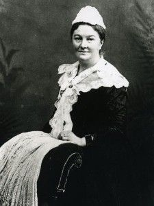 His mother Mary Doyle