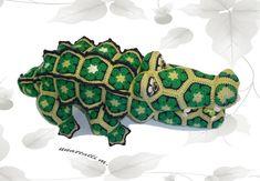 Ravelry: African flower Cro Kid-Dill pattern by nnattalli m.