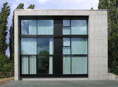 Wohnhaus in Berlin - Monolithische Bauweise mit Infra-Leichtbeton - Objekte - Beton.org