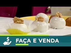 Santa Receita | Veja como fazer 300 docinhos com 1 lata de leite condensado por Roberto Augusto - - YouTube