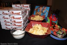 Super Ideas!! Life According to the Street's: [Happy Birthday] Toy Story Party Details