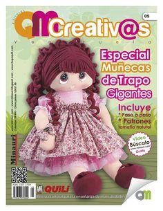 Revista QM creativ@s Muñecas de Trapo No. 05