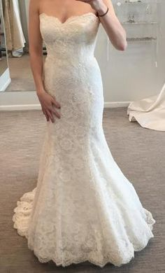 Monique Lhuillier BL1522 4: buy this dress for a fraction of the salon price on PreOwnedWeddingDresses.com