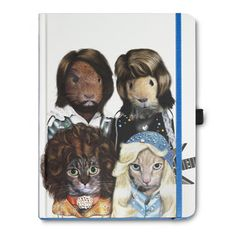 Waterloo Notebook Large, 11,50€,  by Takkoda !!