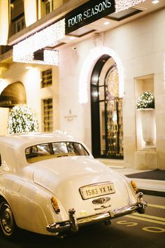 The Four Seasons Hotel George V, Paris, France, photo by Caroline Yoon. Paris 3, I Love Paris, Paris France, Corvette, Resorts, Le Bristol Paris, Paris Elopement, Paris Hotels, Four Seasons Hotel
