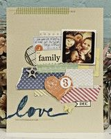A Project by {Jen Jockisch} from our Scrapbooking Gallery originally submitted 02/27/12 at 12:00 AM