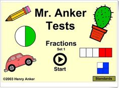 Anker Tests Grade Year Activities in Sequence 5th Grades, Fractions, Math, Classroom Ideas, Maths Area, Teaching Resources, Learning, Activities, Anchor