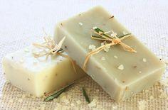 Sabonete de manteiga de Karitê DIY