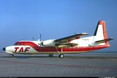 Fokker F-27-200 Friendship aircraft picture