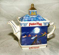 Peter Pan Teapot
