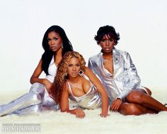Destiny's Child Survivor 2001 #Beyoncé #KellyRowland  #MichelleWillians