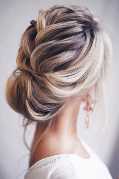 Wedding Hairstyles  :   Illustration   Description   20 Wedding Hairstyles from Tonya Stylist You'll Love | Roses & Rings | Weddings, Fashion, Lifestyle + DIY    - #Hairstyle