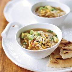 Posole is a hearty Mexican soup or stew made with hominy (dried corn kernels with the hull and germ removed) and pork or poultry. Tim Love finds that ...