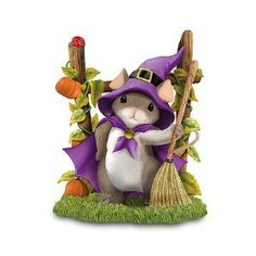 charming tails. Halloween mouse witch. I need all the Halloween Charming Tails!