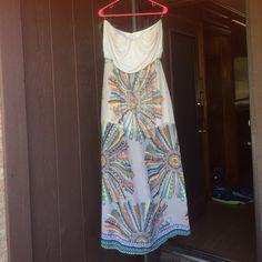 Pink Owl Apparel Maxi dress Floor length, never been worn, brand new with tags, wonderful summer dress Dresses Maxi