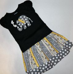 2 piece outfit  tween girl toddler by sweetpeppergrass on Etsy, $44.00