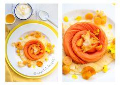 Papaya Rose, Pineapple & Cape Gooseberries