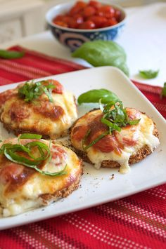I love bruschetta..this is a nice twist!