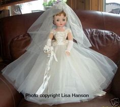 Cissy's Outfits – 1955 » Vintage Doll Collector