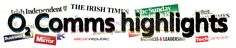Ireland uses its Comms Highlights publication every week to send news, updates and important communications to its staff, all of whom use different devices, operating systems and browsers. Irish Times, Leadership, Ireland, Highlights, News, Luminizer, Irish, Hair Highlights, Highlight