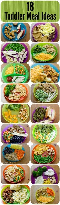 Fresh ideas for toddler meals from My Life of Travels and Adventures: Simple Toddler Meals: Part 2