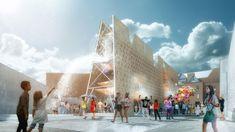 CODA wins MoMA PS1's 2013 Young Architects Program
