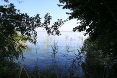 Am Schweizer Ufer zwischen Konstanz und Romanshorn