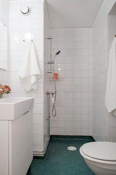 DECORA CON ROJAS: Casas con estilo. #10 Un gran minipiso de estilo escandinavo.