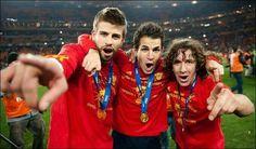 Spain Barccaaaa <3